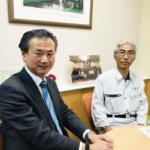 株式会社アシスト 代表取締役 原 紳次郎さま          工務部 村田 俊嗣さま